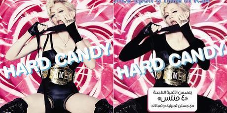Madonna censura pop