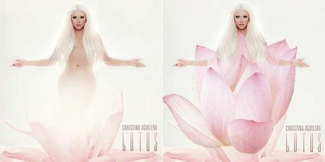Christina Aguilera censura
