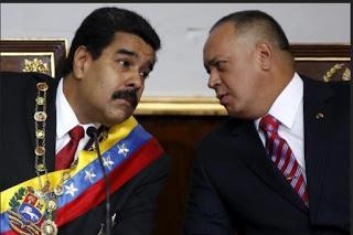 Maduro vs Cabello..o la vuelta a la AN