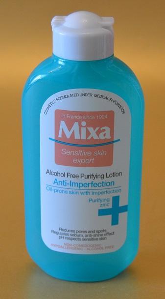 MIXA – cuidados perfectos para todo tipo de pieles sensibles