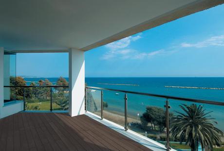 reforma integral de un apartamento de playa