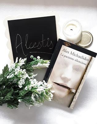 La paciente silenciosa (Alex Michaelides)