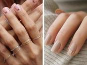 Style tips; uñas minimal.-