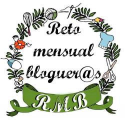 Invitación al Reto Mensual Bloguer@s