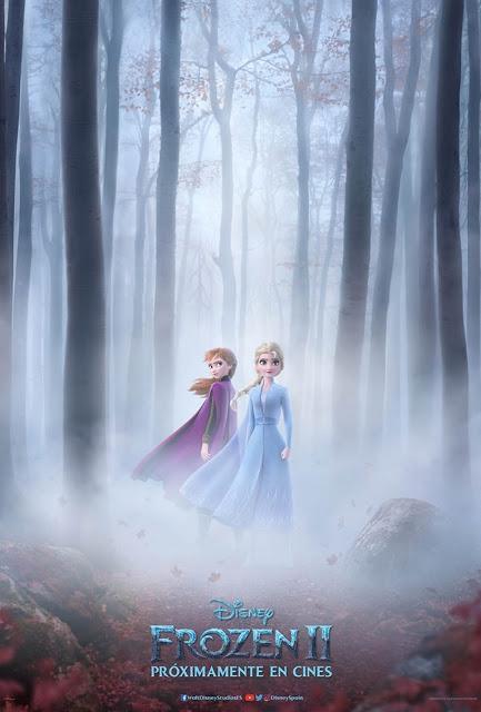 Frozen 2 ya está aquí [trailer oficial]