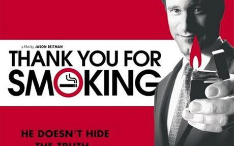 GRACIAS POR FUMAR - Thank You For Smoking