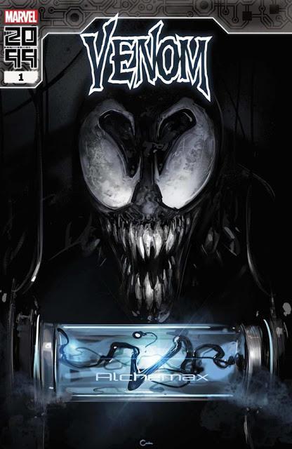 'Venom 2099', el nuevo comic del symbiote