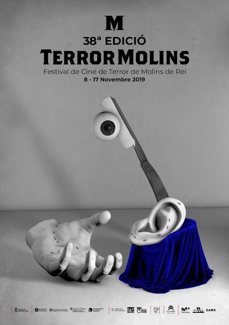 Nuevas películas confirmadas para terrorMolins 2019