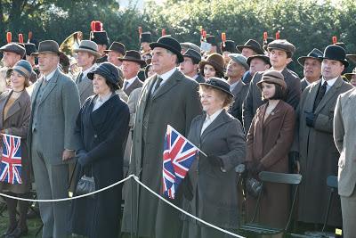 Downton Abbey fotograma