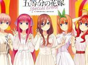 Bluray evento especial ''Go-Tobun Hanayome'', cuenta fecha estreno