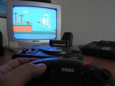 ¡Alex Kidd 3 - Curse in Miracle World para Master System a punto de caramelo!