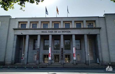 ¡Robo en la Casa de la Moneda!