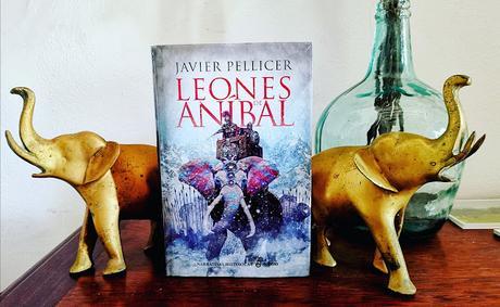 Reseña de la novela 'Leones de Aníbal' de Javier Pellicer