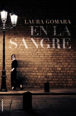 Reseña: En la sangre de Laura Gomara (Roca Editorial, 3 de octubre de 2019)