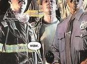 Argentina.- Agentes rescate roban departamento incendiado donde murió anciana