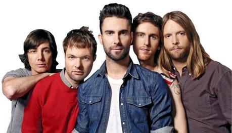 Nuevo single de Maroon 5