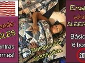 Aprender inglés mientras duerme. Learn English while sleeping.