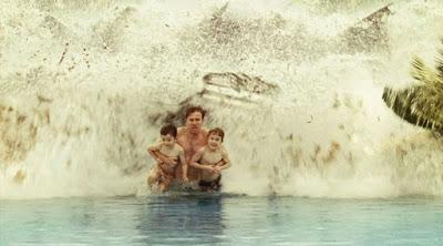 LO IMPOSIBLE, unas vacaciones pasadas por agua [Cine]