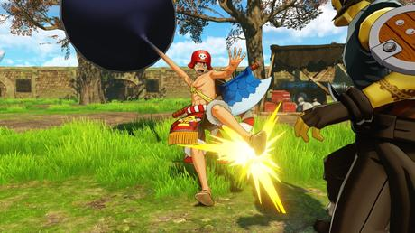 One Piece World Seeker recibe hoy su segundo DLC