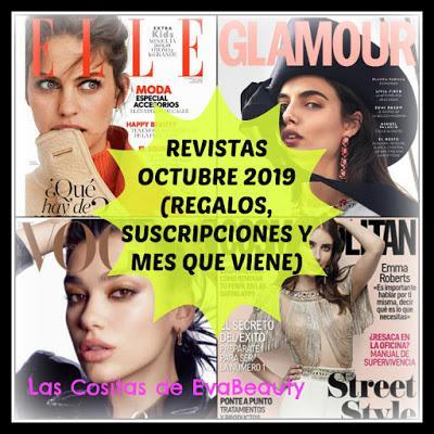 revistas octubre 2019