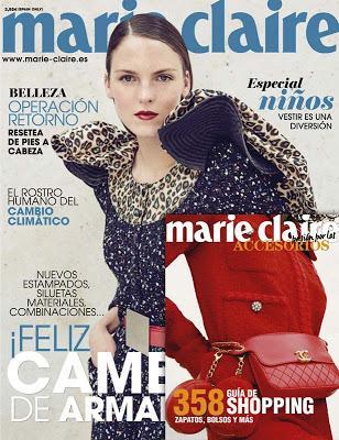 Revista Marie Claire y regalos octubre 2019