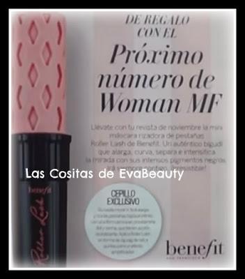 revista woman regalo noviembre 2019