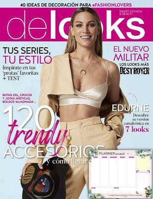 revista delooks y regalo octubre 2019