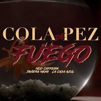 Miss Caffeina estrena videoclip para Cola de Pez Fuego con Javiera Mena y La Casa Azul