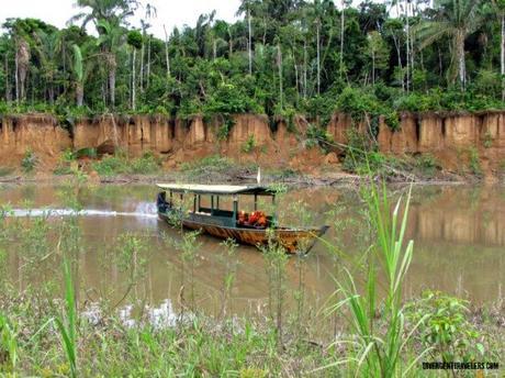 amazon-boat ▷ Comente sobre cosas emocionantes que hacer en Perú - itinerario 10 días por Cosas emocionantes que hacer en Perú - itinerario 10 días - Voyage Love