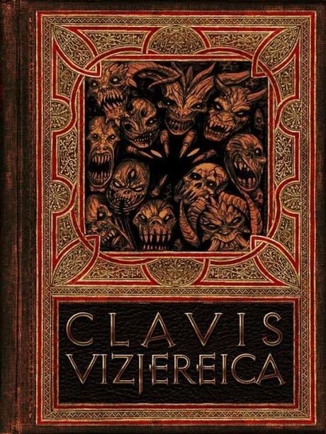 Clavis Vizjereica, de Malphas (Arte de la saga Diablo)