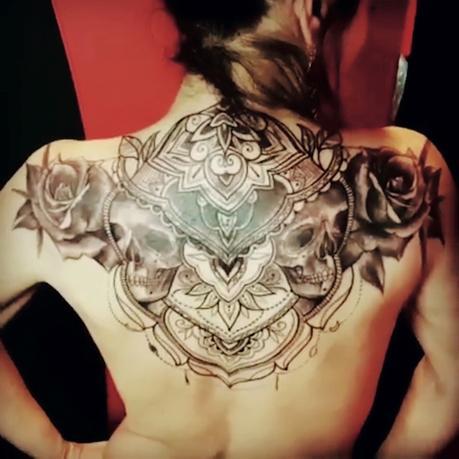 Los nuevos y gigantescos tatuajes de los famosos: mira lo que se hicieron