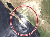 "huracán ""Lorena"" pone Alerta Roja noroeste México"