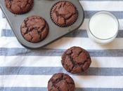 Muffins chocolate gluten lactosa