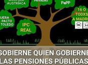 Gobierne quién gobierne, pensiones públicas defienden