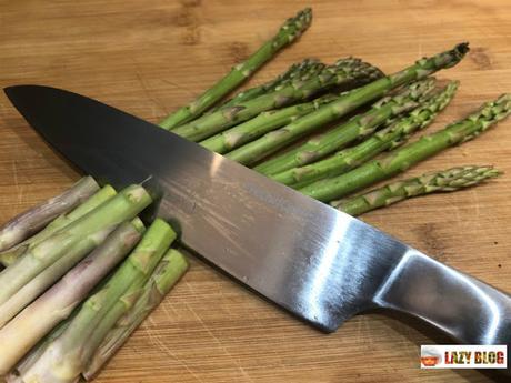 Probamos el cuchillo de cocinero de The Chef Club