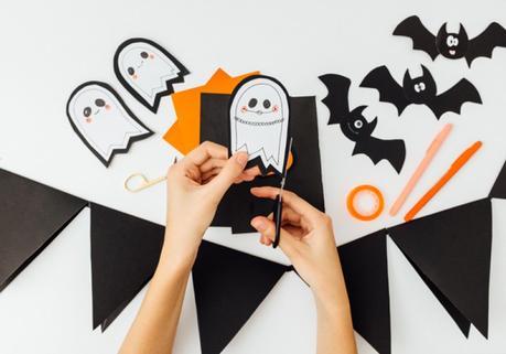 DIY   8 imprimibles y diy para Halloween - El blog de Laucreativa