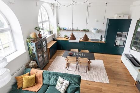 Cocinas abiertas: Ventajas y desventajas de abrirla al salón