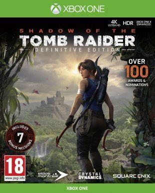Square Enix anuncia Shadow of the Tomb Raider: Definitive Edition