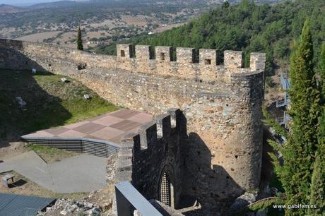 Castillo y Cerca Urbana de Alegrete (Portugal)