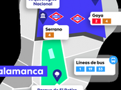 Vivir distritos Madrid: Salamanca