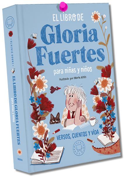 El libro de Gloria Fuertes para niños y niñas, de Blackie Books