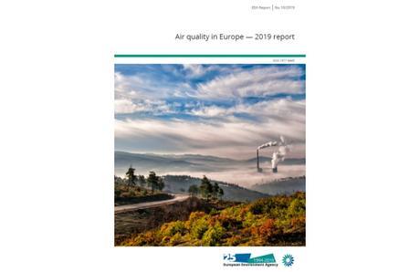 Calidad del Aire en Europa (Informe AEMA 2019)
