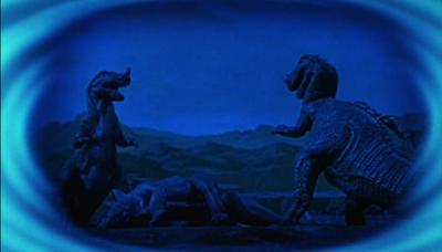 Los mundos prehistóricos de Ray Harryhausen (I)