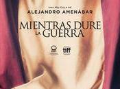 """""""Mientras dure guerra"""" (Alejandro Amenábar, 2019)"""