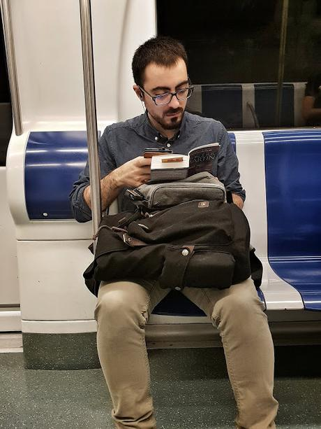 Barcelona (Barcelona Underground): El  lector omnívoro