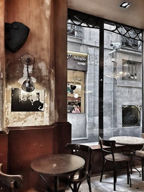Barcelona (Café Schilling-Gòtic): Quite Barcelona 1