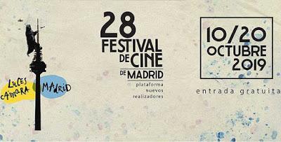 28 FESTIVAL DE CINE DE MADRID