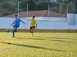retomamos el blog de futbol de chico de Almogía