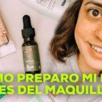 COMO PREPARO MI PIEL ANTES DEL MAQUILLAJE: Rutina de Cuidado Facial Por La Mañana + Reseñas