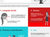 importancia lenguaje verbal presentación #infografia #infographic